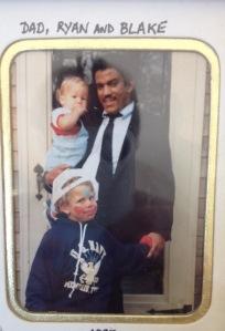 Ryan, Dad, Blake